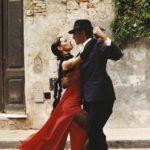 Cours de Tango. Gratuité pour les adhérents de l'Anchentée. @ Salle des Fêtes
